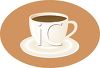 Coffee Icon  clipart