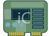 Computer Motherboard Card clipart