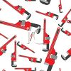 Pipe Wrenches clipart