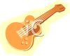Electric Guitar clipart
