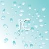 Water Droplets Background clipart