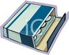 Box of Cold Medicine Tablets clipart