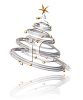 Wire 3D Christmas Tree  clipart