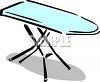 Ironing Board clipart
