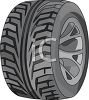 Wide Profile Truck Tire  clipart