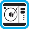 Turntable Record Player Icon clipart
