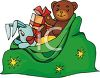 Bag Full of Toys clipart