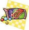 Bag of Candies clipart