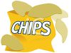 Snack Food-Potato Chips clipart