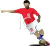 soccer player image