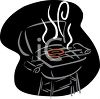 Barbecue Grill clipart