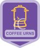 Small Appliance Icon-Coffee Urn clipart