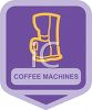 Small Appliance Icon-Coffee Maker clipart