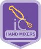 Small Appliance Icon-Hand Whipper Mixer clipart