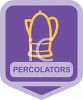 Small Appliance Icon-Coffee Percolator clipart