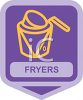 Small Appliance Icon-Home Fryer clipart