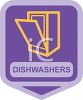 Small Appliance Icon-Dishwasher clipart