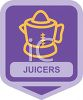 Small Appliance Icon-Citrus Juicer clipart