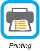 Business Icon-Printer clipart