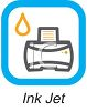 Business Icon-Ink Jet Printer clipart