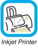 Business Icon-Inkjet Printer clipart