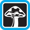 Produce Food Icon for a Spotted Mushroom clipart