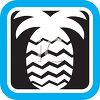 Produce Food Icon for a Pineapple clipart