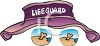 Lifeguard Icon clipart