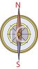 Compass Needles clipart