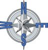 Compass Rose clipart