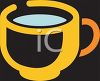Cup of Coffee Icon clipart