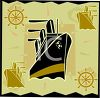 Transportation Icon Design-Ocean Liner clipart