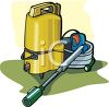 High pressure washer clipart