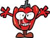Pepper Cartoon Character clipart