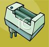 Battery Charger clipart