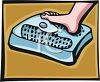 Foot Massager clipart