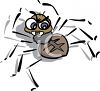 cartoon spider image