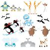 Collection of Cute Animals clipart