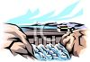 Hydroelectricity Dam clipart