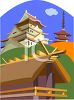 Travel Ad Japanese Vacation clipart