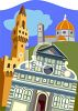 Travel Ad Italian Vacation clipart