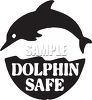 Dolphin Safe Symbol clipart