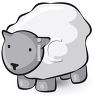 Soft Woolly Lamb clipart