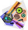 Watch Repair Icon clipart