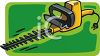 Hedge Trimmer Gardening Tool clipart