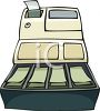 Cash Register clipart