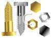 Nuts and Bolts clipart