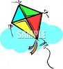 kite flying image