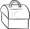 Lunch Pail clipart