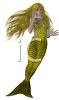 Beautiful Mermaid clipart